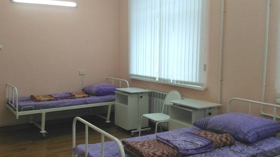 В Чемальской районной больнице открылось реабилитационное отделение