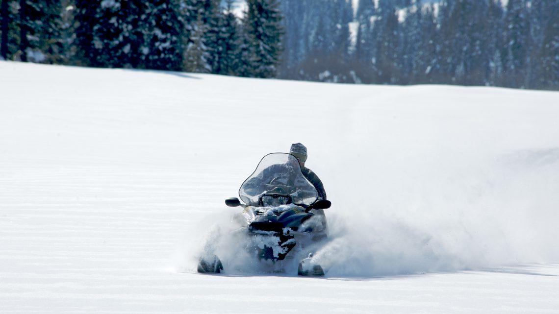 В Усть-Коксе впервые состоится снегоходный фестиваль «Горячий снег»