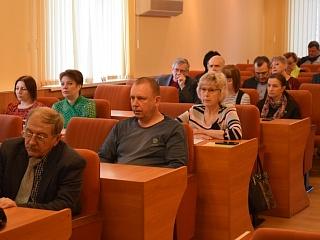 Планы на 2019 год обсудили в администрации города