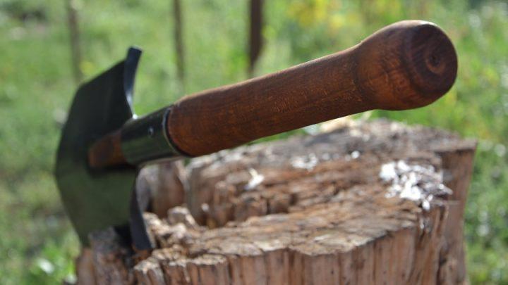 В Усть-Коксинском районе местный житель убил строителя лопатой