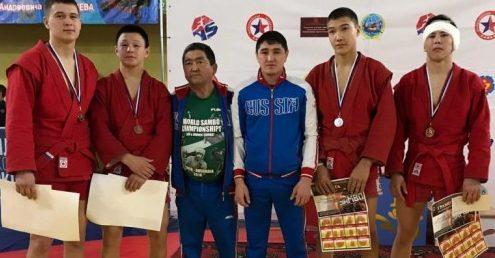Медали Всероссийского турнира