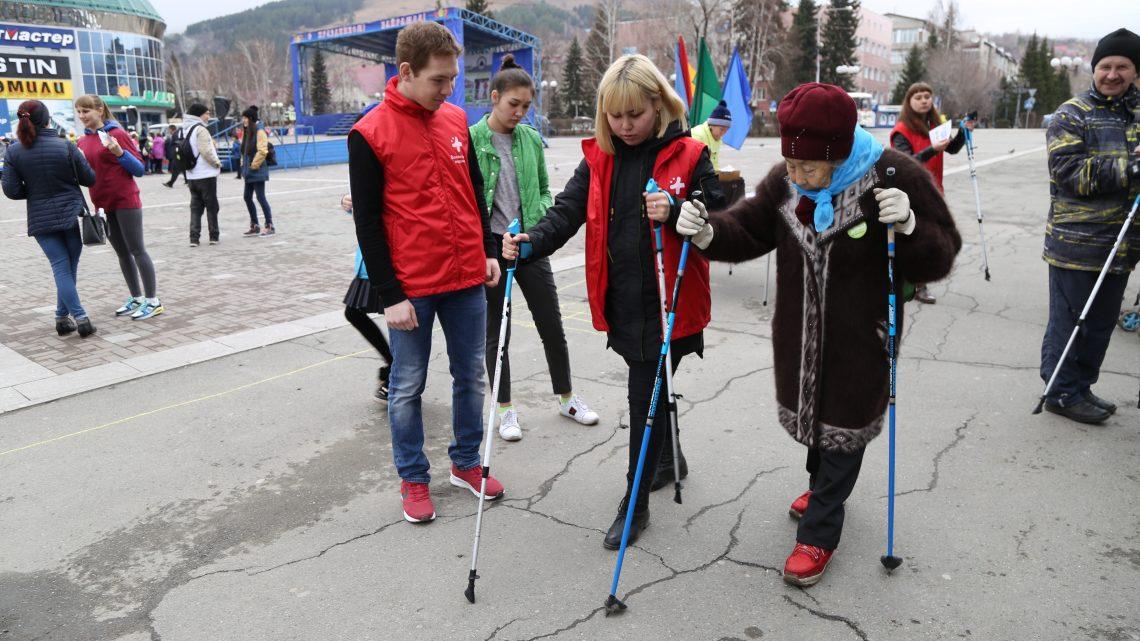 В Горно-Алтайске прошел День здоровья