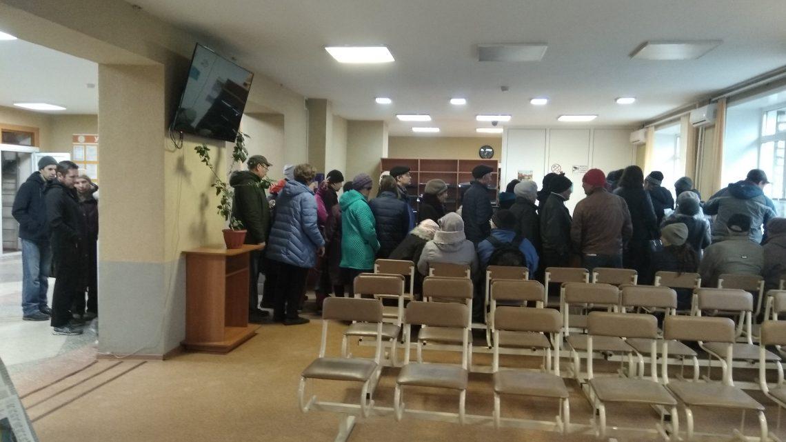 Активисты ОНФ призвали власти обеспечить доступность узких специалистов  в поликлинике Горно-Алтайска