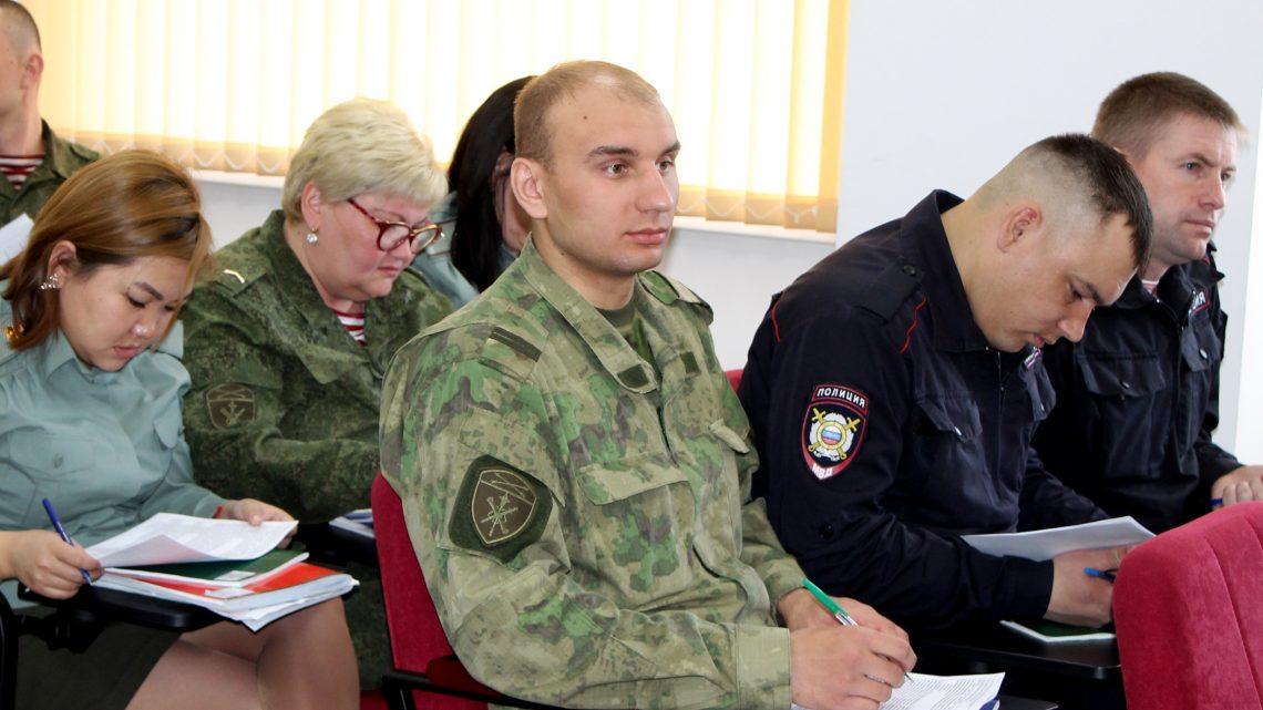 В Республике Алтай Росгвардейцы написали тест по истории Великой Отечественной войны
