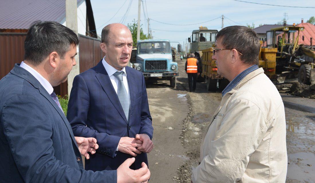 Олег Хорохордин: Жители Республики Алтай укажут на нуждающиеся в ремонте дороги