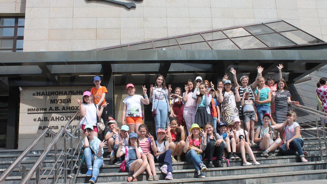 ОНФ в Республике Алтай провел акцию «Идем в музей»