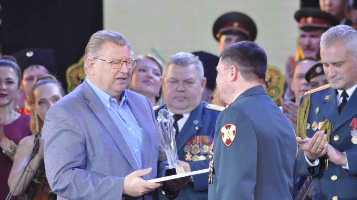 Ансамбль песни и пляски Сибирского округа завоевал первое место на  Всероссийском конкурсе ансамблей Росгвардии