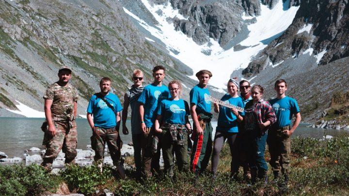 В Катунском заповеднике состоялась первая волонтерская смена