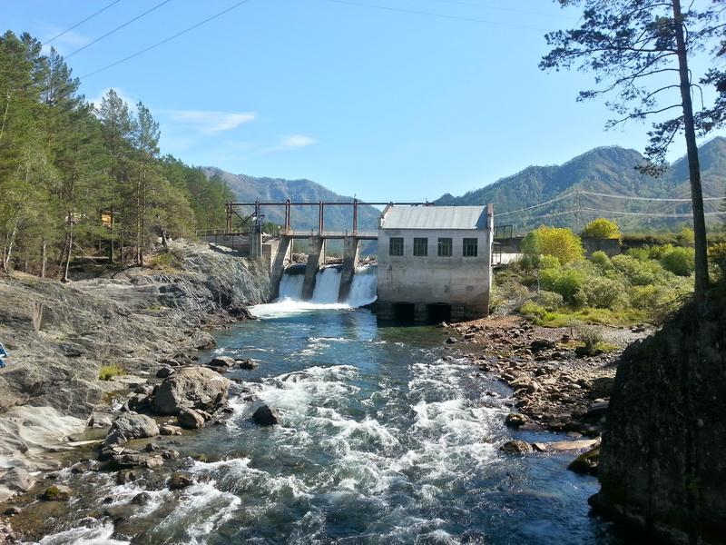 От первой ГЭС до современных технологий