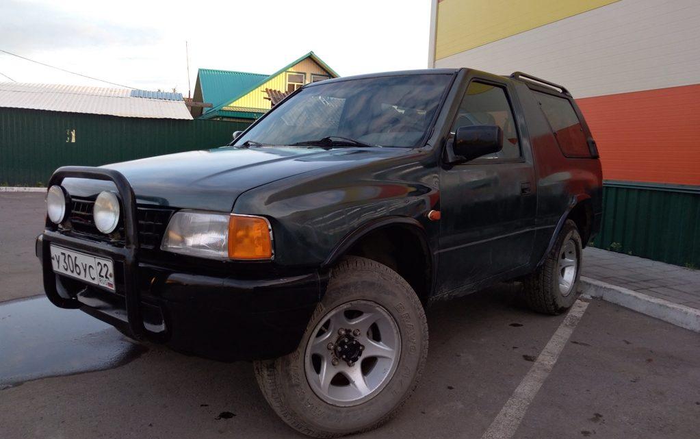 Продам Opel Frontera, 1993 год