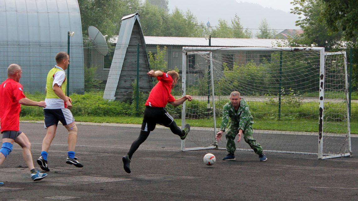 В Горно-Алтайске состоялся турнир по мини-футболу среди подразделений Управления Росгвардии по Республике Алтай