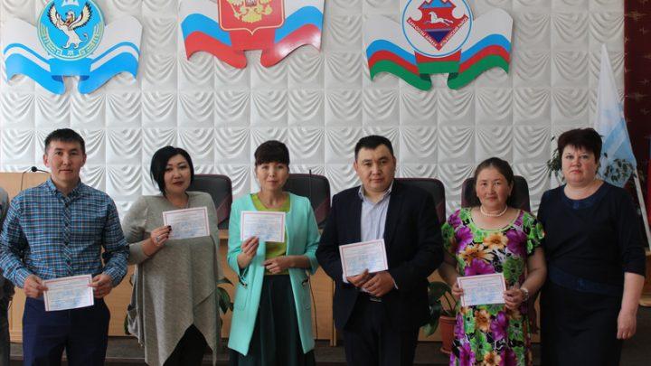 Почти 60 молодых специалистов села получили свидетельства на получение жилья