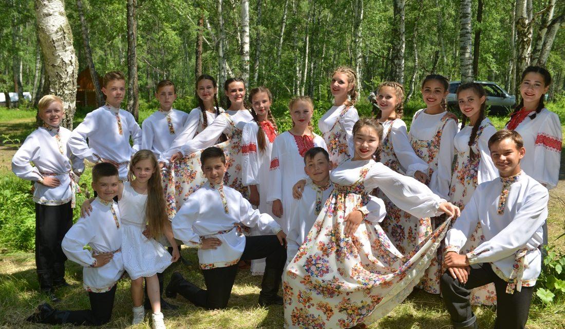 Завершился фестиваль русского народного творчества «Родники Алтая»