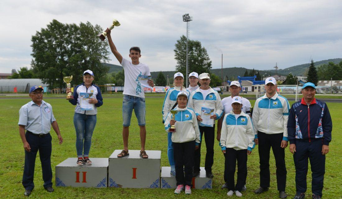 Подведены итоги летней олимпиады спортсменов Республики Алтай