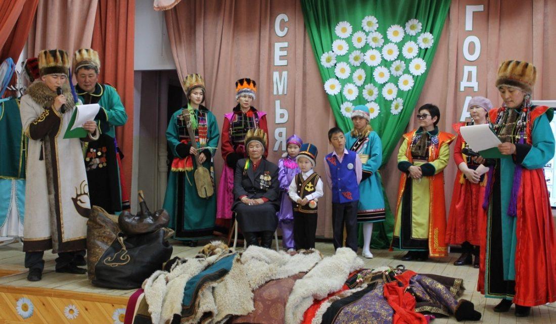 Семья из Кош-Агачского района победила в федеральном конкурсе