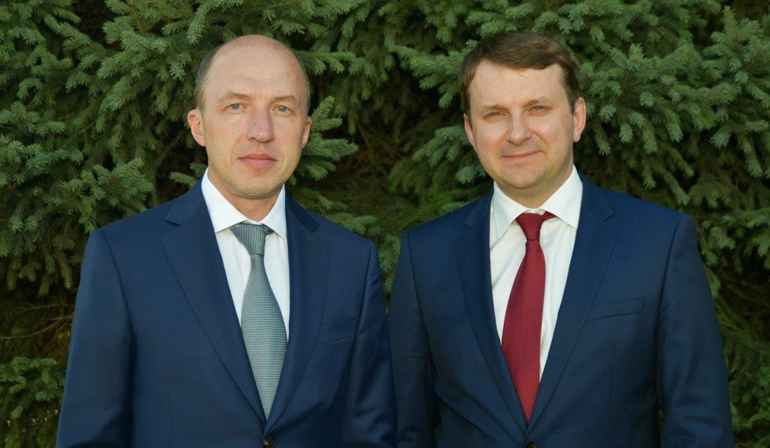 Максим Орешкин: совместно с руководством региона будем развивать Республику Алтай