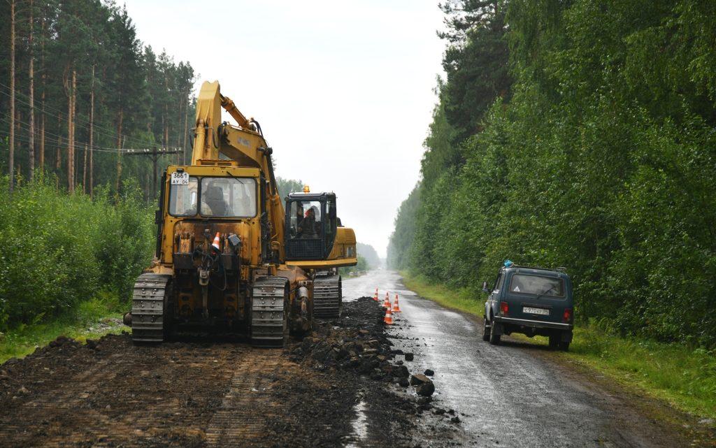Горно-Алтайавтодор приступает к ремонту участка дороги Турочак — Дмитриевка