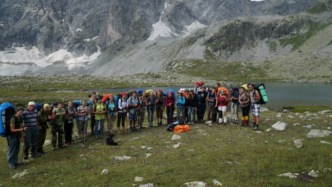 Катунский биосферный заповедник посетили московские школьники