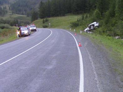 За прошедшие сутки в результате ДТП пострадали два водителя