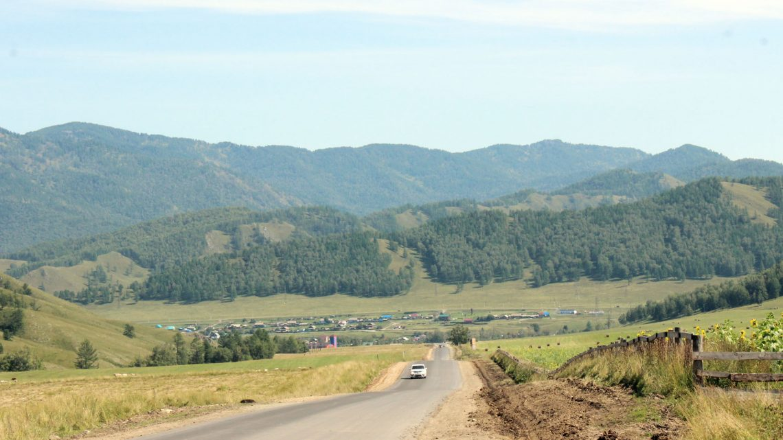 Ремонт дороги Шебалино — Дъектиек завершат раньше, чем обещали