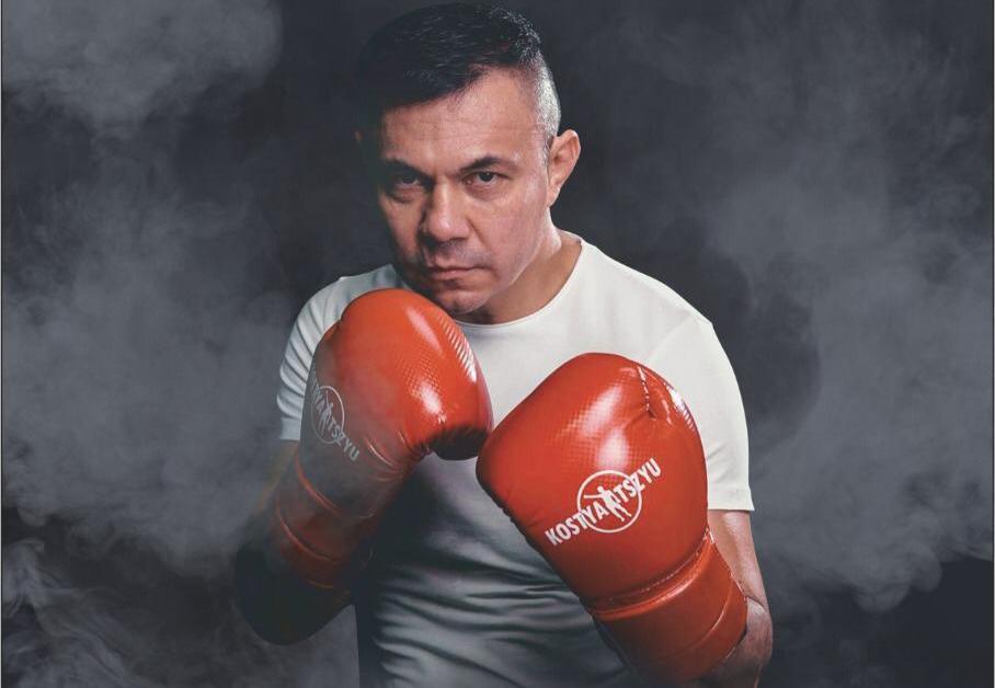 Известный боксер Консантин Дзю проведет в Горно-Алтайске массовую разминку для всех желающих
