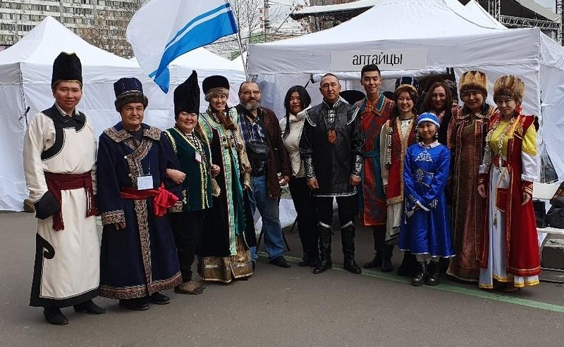 Республика Алтай приняла участие в Фестивале тюркской культуры и истории