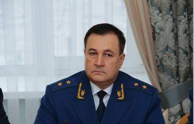 Депутаты поддержали кандидатуру Анатолия Богданчикова на пост прокурора Республики Алтай