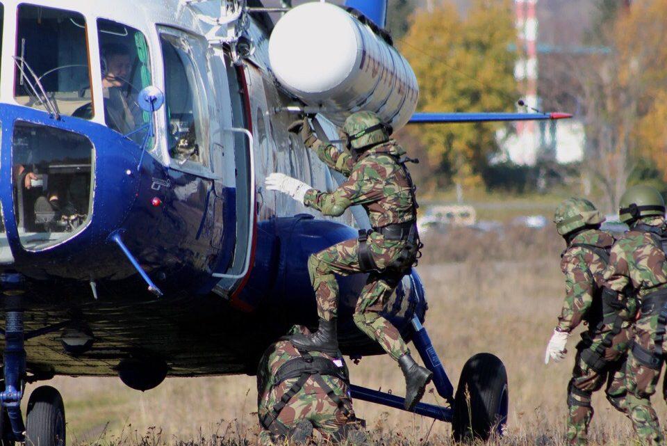 Управление Росгвардии по Республике Алтай проведет тактические занятия
