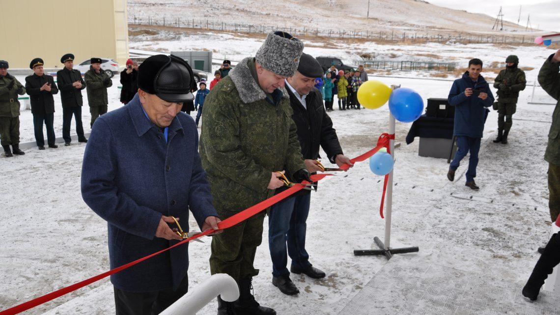 В Ташанте сдан в эксплуатацию новый многоквартирный дом для военнослужащих