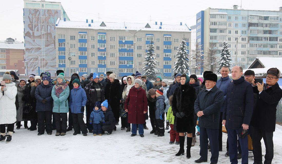 В  Горно-Алтайске открыта благоустроенная по нацпроекту набережная реки Майма