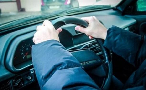 Житель Чойского района угнал ранее проданный им автомобиль