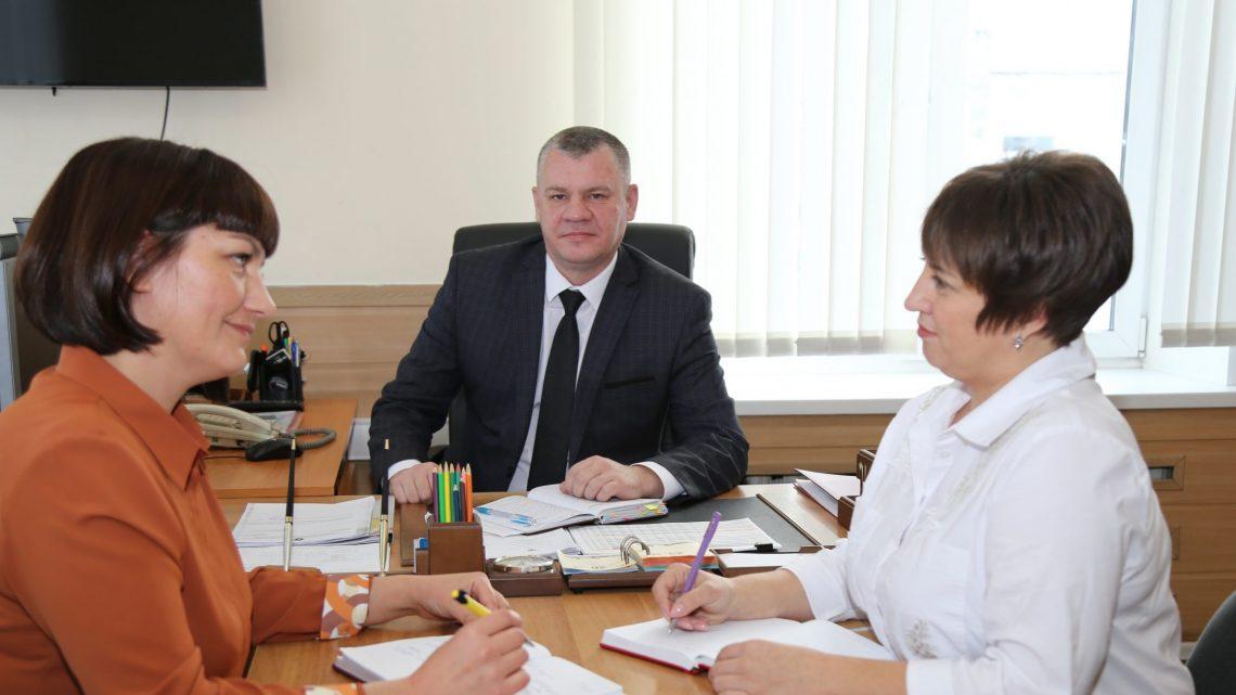 Олег Вольф возглавил филиал Почты России в Республике Алтай