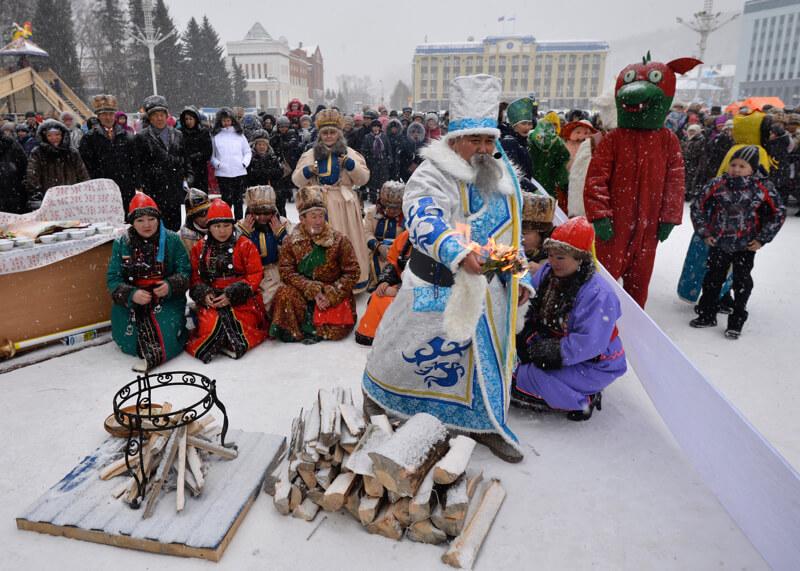 Чага-Байрам отметят в Республике Алтай 24 февраля