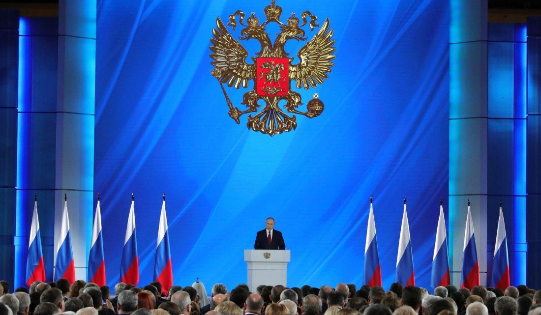 Олег Хорохордин отметил социальную ориентированность Послания Президента Федеральному Собранию РФ