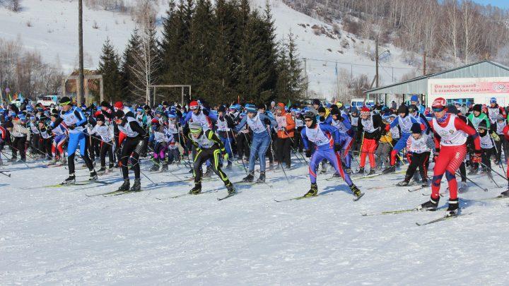 «Лыжня России» пройдет в Горно-Алтайске 8 февраля