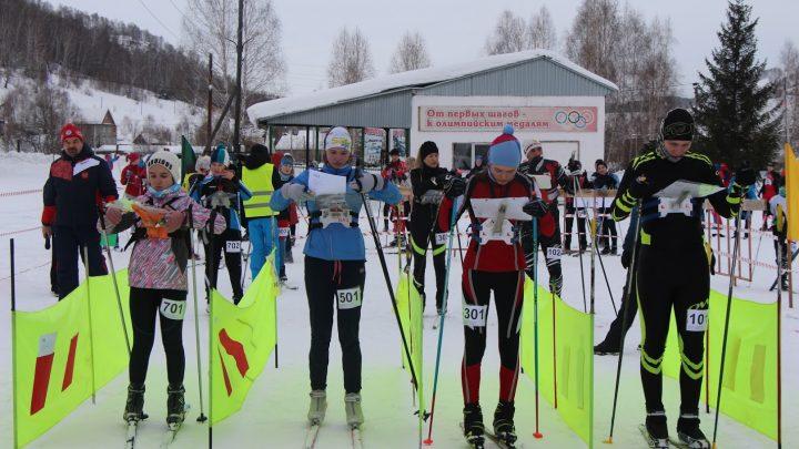 Чемпионат и Первенство Сибирского федерального округа по спортивному ориентированию на лыжах, прошли в Горно-Алтайске