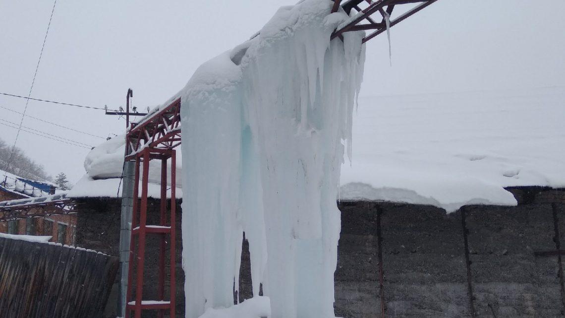 После сигнала ОНФ в Горно-Алтайске восстановили теплоизоляцию на воздушных теплосетях
