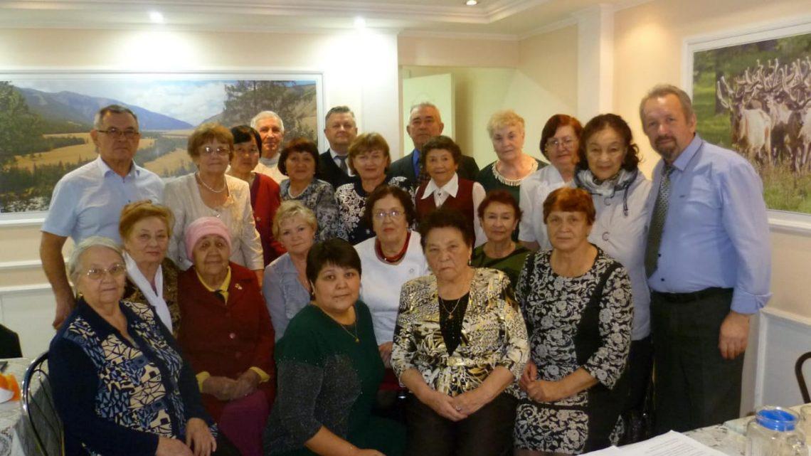 Добрые дела и новые начинания Союза пенсионеров