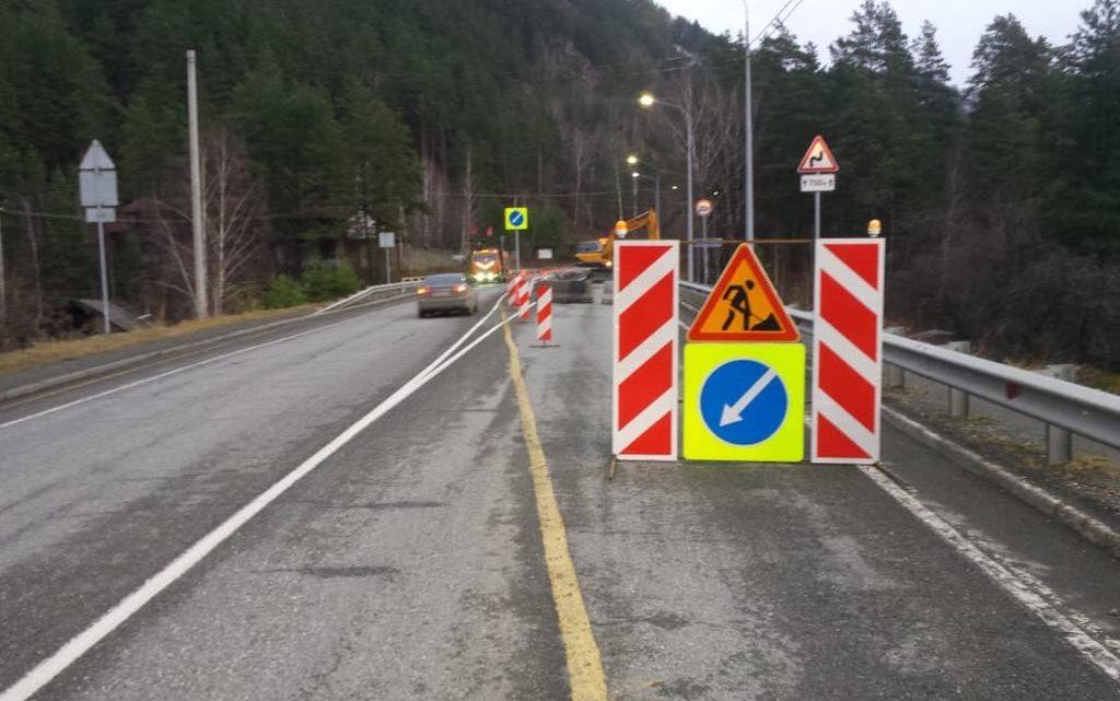 14 февраля на два часа закроют движение через мост в селе Муны