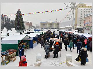 15 февраля в Горно-Алтайске состоится первая в этом году сельскохозяйственная ярмарка