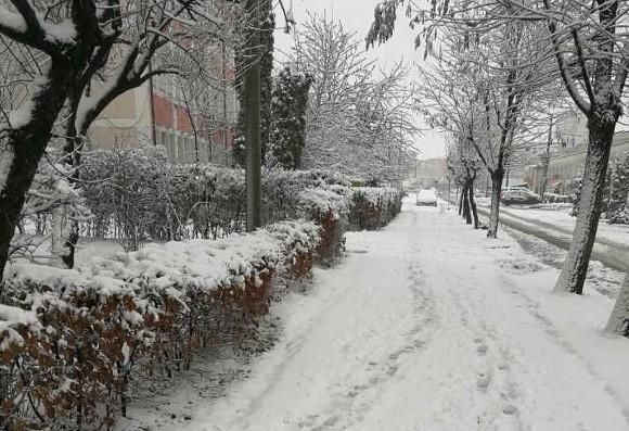 Погода в Республике Алтай 18 февраля