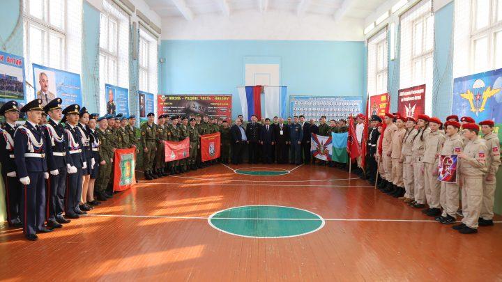 В Республике Алтай проходит фестиваль военно-прикладных дисциплин «Памяти павших будьте достойны»