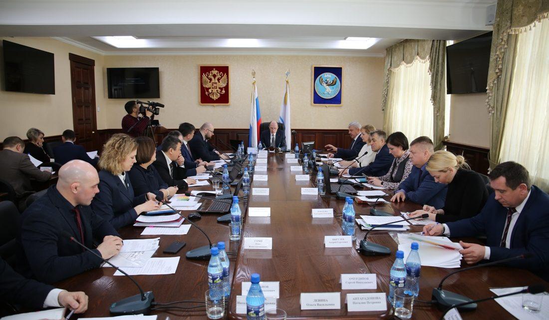 Центр управления регионом будет создан в Республике Алтай