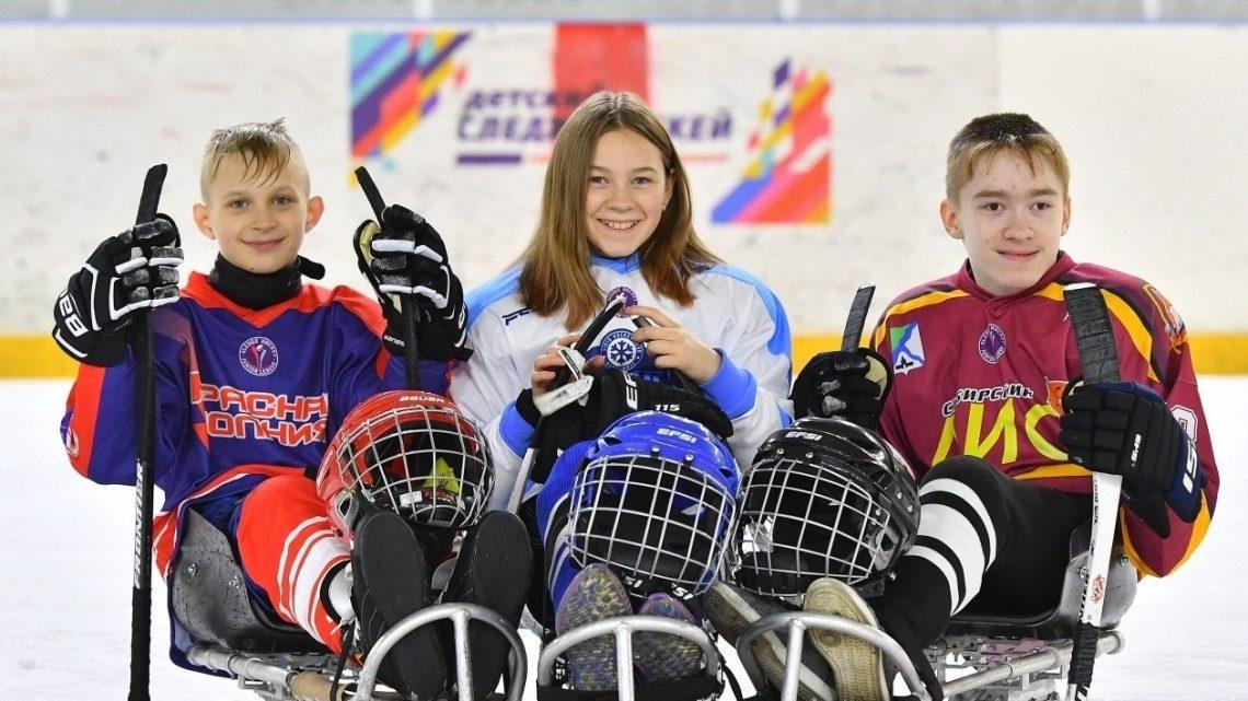 НКО Республики Алтай могут получить до миллиона рублей на развитие адаптивного хоккея