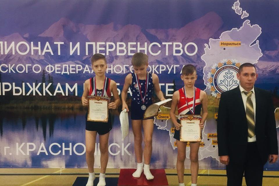 Из Горно-Алтайска – на Первенство России
