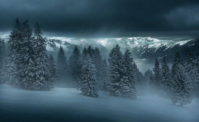Погода в Республике Алтай 17 февраля