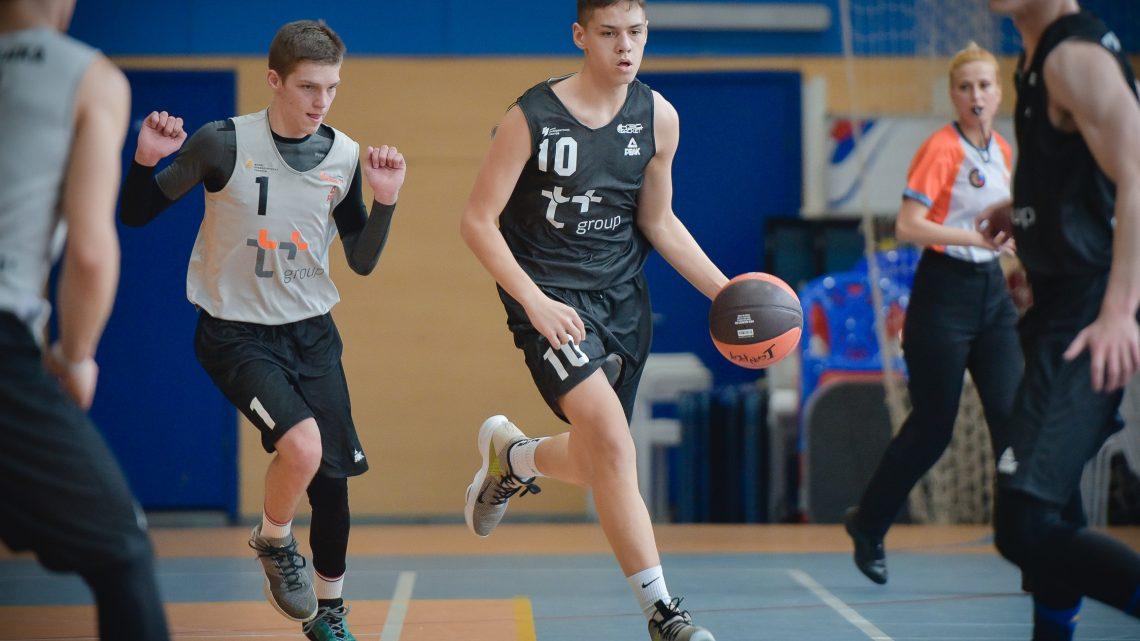 За шаг до пьедестала. Лицеисты из Горно-Алтайска впервые вышли в полуфинал Сибирского чемпионата Школьной баскетбольной лиги