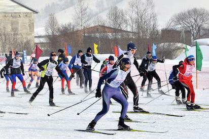 Лыжники-гонщики Горно-Алтайска закрыли спортивный сезон