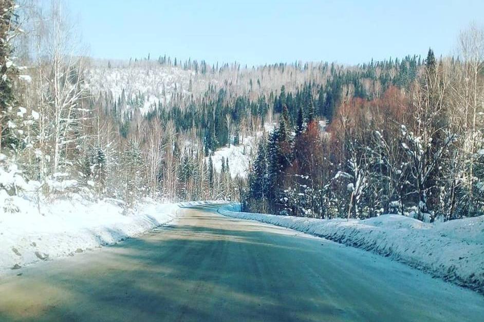 Погода в Республике Алтай 8 марта