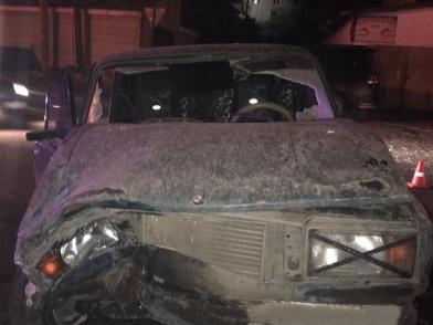 16-летний пьяный подросток за рулем отцовского авто устроил ДТП в Горно-Алтайске